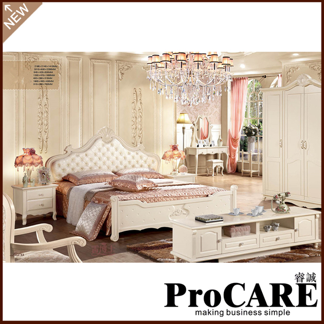 buy high quality elegant bedroom sets 7