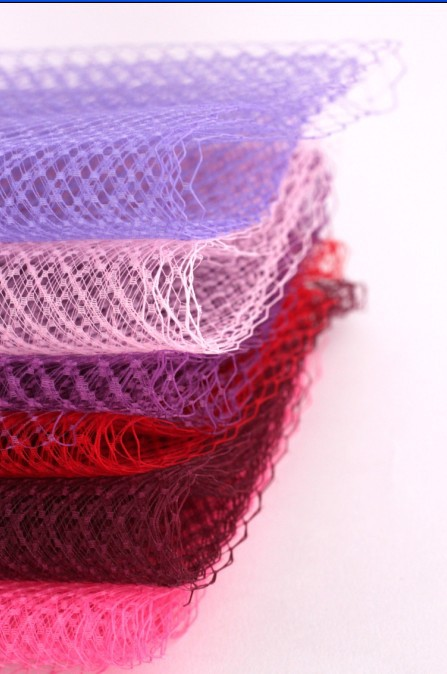 """9""""(22cm) Birdcage Veiling Millinery Hat Veil For Women Fascinator Veiling Headpiece ACC 10yard/lot Free Shipping #21Color(China (Mainland))"""