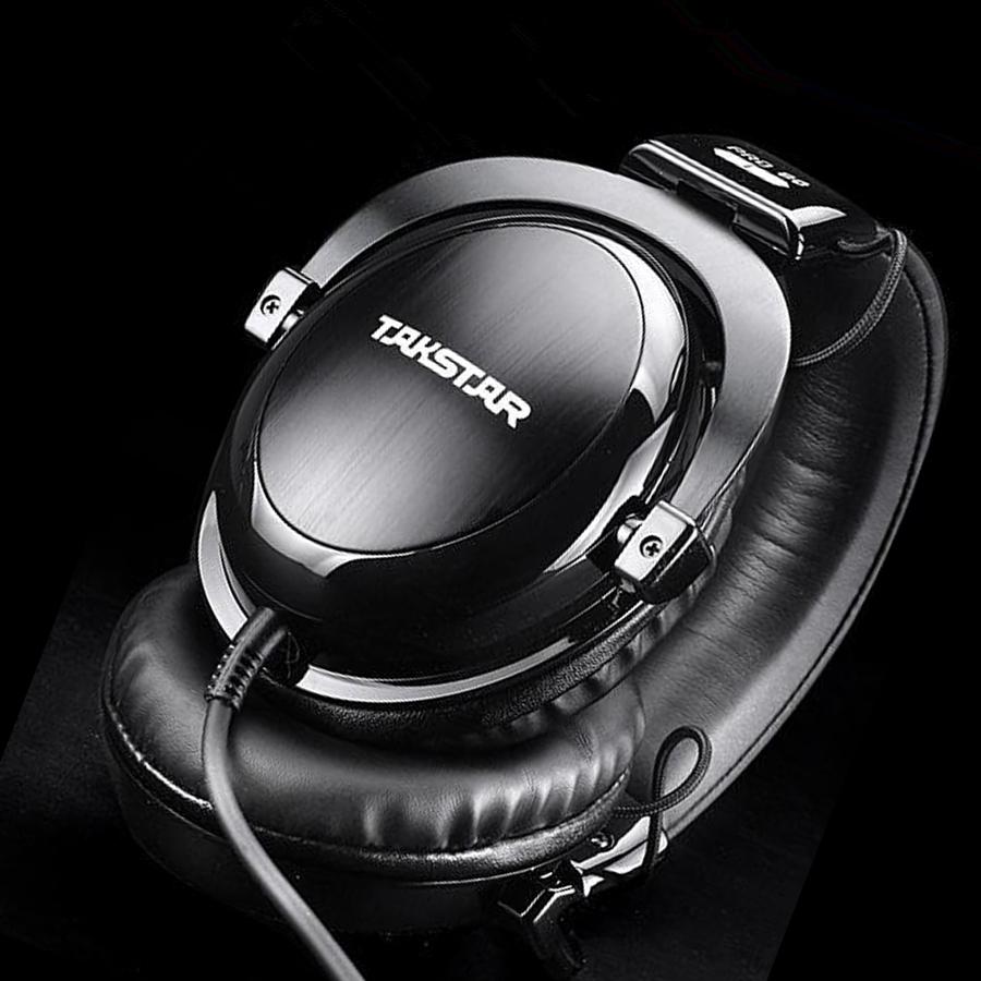 2015NEW High Quality Hifi Takstar Pro80 Closed Dynamic stereo monitoring headphone Professional DJ headset Takstar Pro 80(China (Mainland))