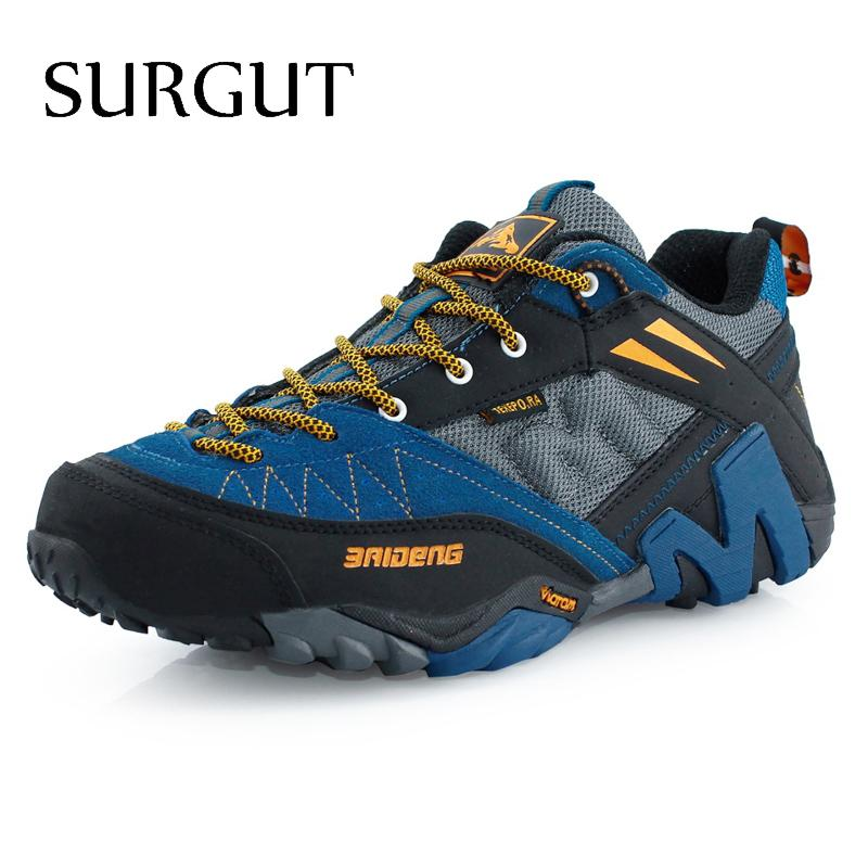 2015 Hiking Shoes Men Hiking Boots Outdoor Shoes Senderismo Casual Breathable Wearable Tendon Mens Climbing Boots Zapatillas<br><br>Aliexpress