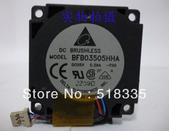 Free Shipping!Original Delta Delta 3510 centrifugal blower 5V 0.29A BFB03505HHA Cooling fan(China (Mainland))