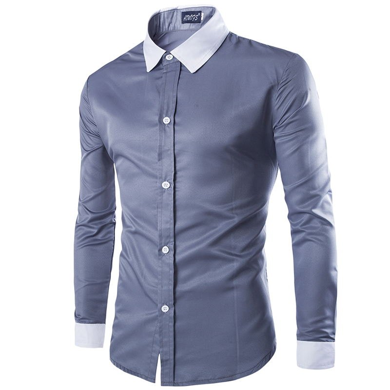 Aliexpress.com : Buy New Spring Men Cotton Shirts Cassical Style ...