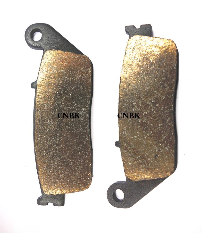 Front Left & Right Sintered Disc Brake Pads fit Honda 750 VFR FJ / FK FL/FM/FP.... VFR750 1988 - 1997 89 90 91 92 93 94 95 96  -  CNBK Store store