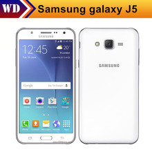 "Buy Original Samsung galaxy J5 Unlocked Cell Phone Quad core Snapdragon 2GB RAM 8GB ROM 5.0 "" WCDMA Refurbished for $111.99 in AliExpress store"