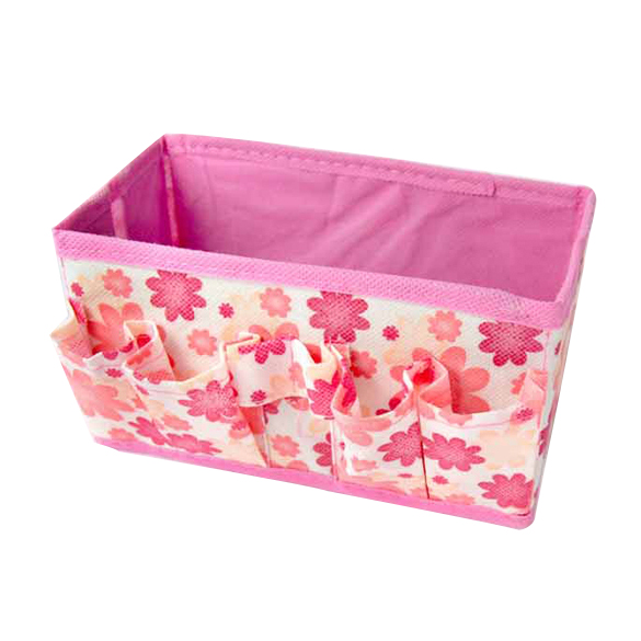Cosmetic Folding Make Up Storage Box Container Bag Case Stuff Organizer BS88<br><br>Aliexpress