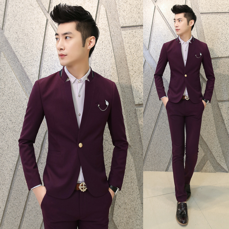 Slim Fit Suits For Boys Images
