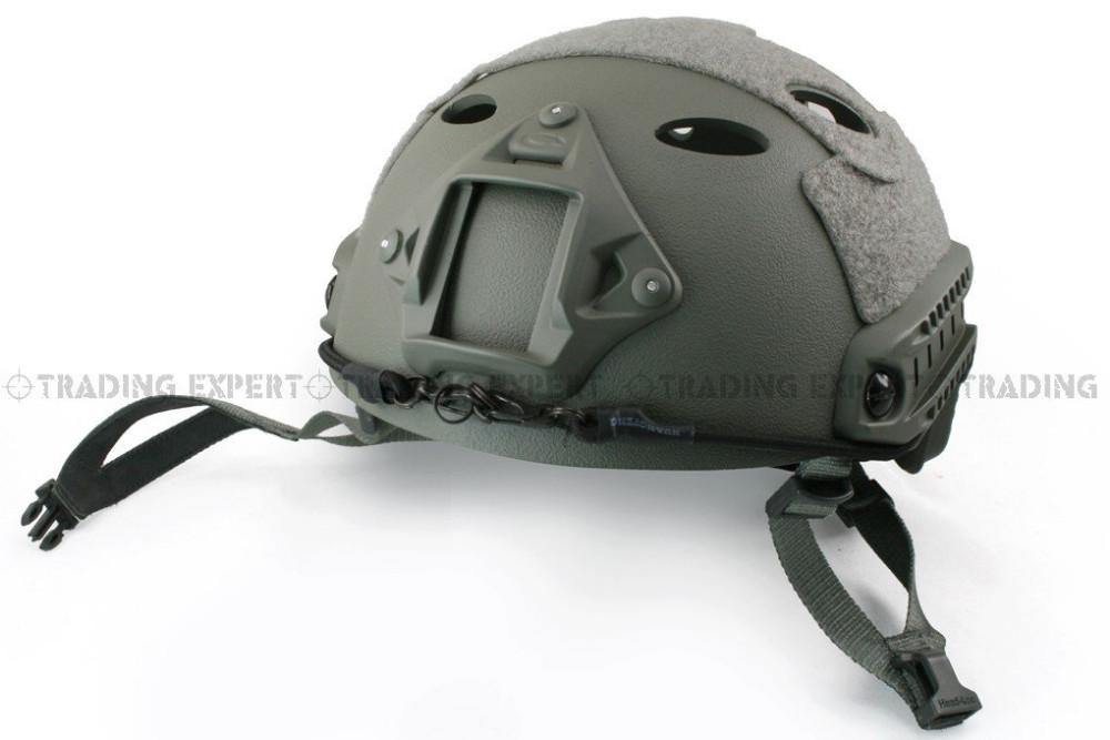 Защитный спортивный шлем OD ACU DD MC