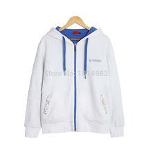 Neon Genesis Evangelion EVA Cosplay Ayanami Rei Lance of Longinus Unisex Hoodies Hooded Sweatshirt Tops Coats Jackets Sportswear