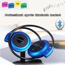 Mikrofonlu kulaklik cordless headphones studio bluetooth v4.0 wireless earphone sport blue