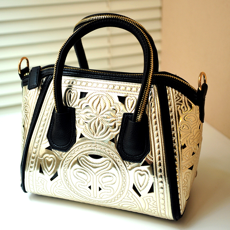 Womens Handbag Cutout Bag Fashion Bags Shaping Portable Bags Designer Bags<br><br>Aliexpress