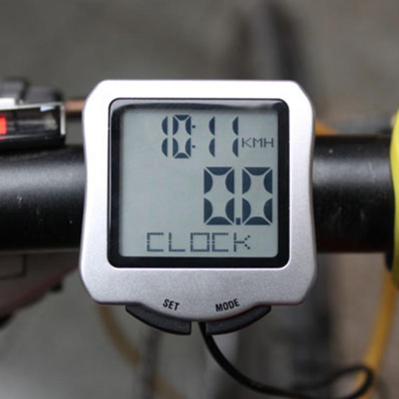 Bicycle Accessories speedometer Wireless bicycle computer bicycle speedometer waterproof mountain bike computer(China (Mainland))