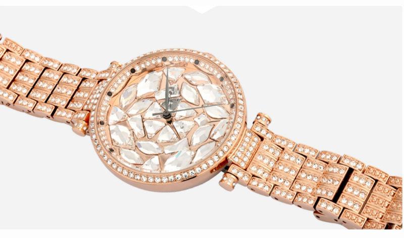 PB Марка Часы Женщины Роскошные Силиконовой лентой часы Австрия кристалл Часы мода Дамы Наручные Часы СС dial HL607
