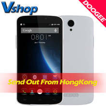 DOOGEE X6 Pro 4G Mobile Phone Android 5.1 2GB RAM 16GB ROM MT6735 Quad Core 720P 5.0MP Camera Dual SIM 5.5 inch Cell Phone