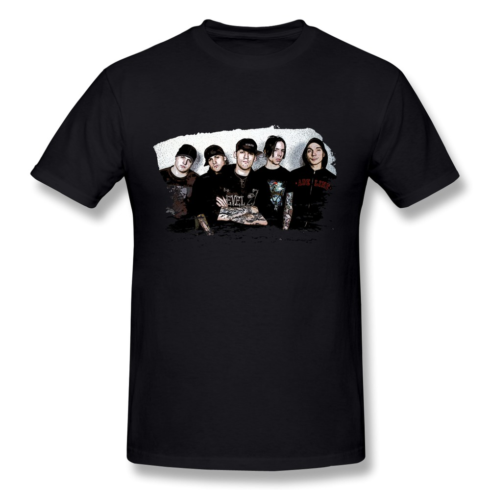 New Coming Short Sleeve GC Good Charlotte rock and roll punk band t shirts For men 2015 Brand men 3D t-shirt on Sale(China (Mainland))