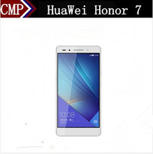 Original HuaWei Honor 7 4G LTE Mobile Phone Octa Core Android 5.0 5.2 Inch FHD 1920X1080 3GB RAM 64GB ROM 20.0MP NFC Fingerprint(China (Mainland))