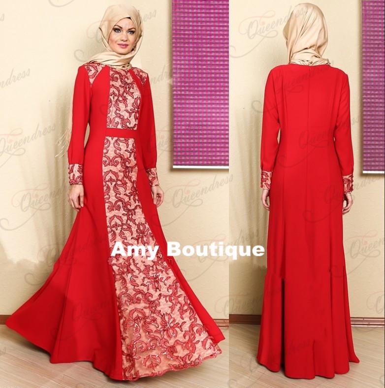 robe soiree femme musulmane
