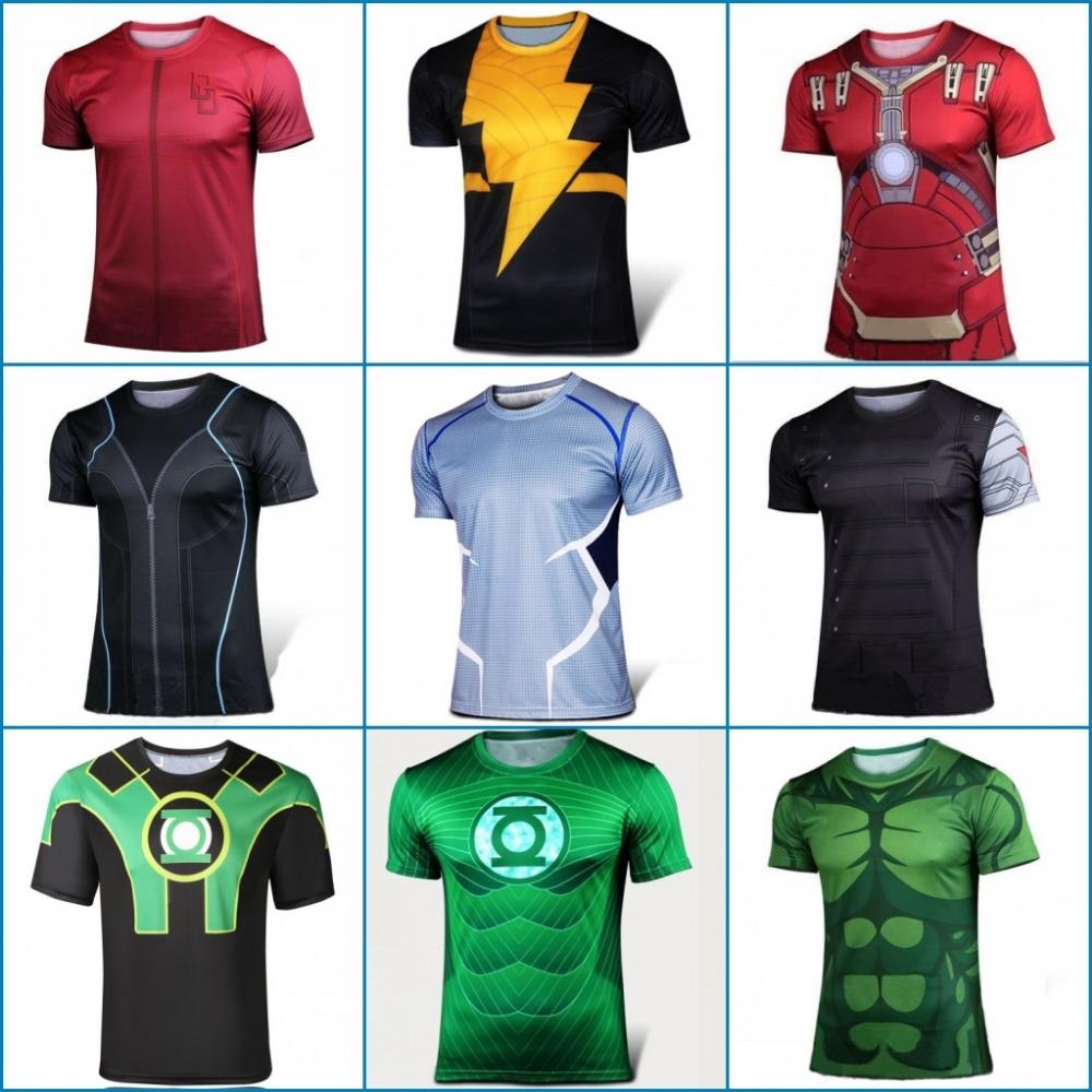 mens t shirts fashion 2015 superman 3d big size 4xl short sleeve men tops different. Black Bedroom Furniture Sets. Home Design Ideas