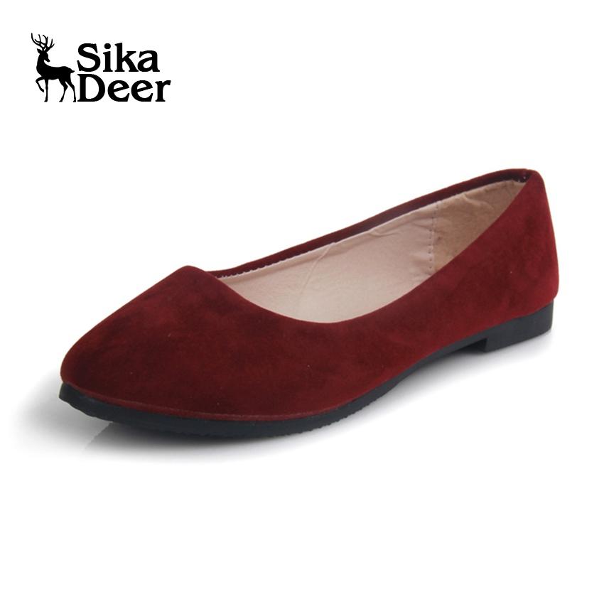 2015 new boat shoes shoes flat heel toe