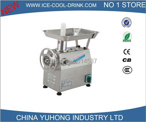 IC-12 304 S/S Electric Commercial Meat Grinder,Meat Mincer, Meat Mincing Machine,Meat Grinding Machine CE,ETL,ROHS,GS,CCC<br>
