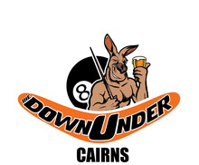 """DOWN UNDER BAR NEON SIGN Neon Bulbs Handcrafted Recreation Room Wall Glass Tube Metal Sign Lighted Indoor Signs 37""""x24""""(China (Mainland))"""
