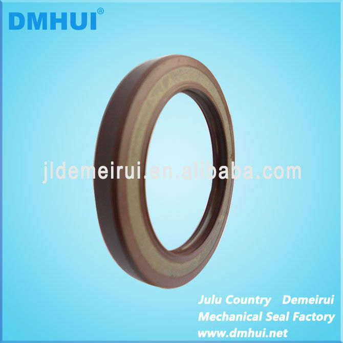 45*62*7 BABSL10F*2 CFW type VITON /FKM rubber Hydraulic dust pump oil seal DMHUI brand ISO 9001:2008(China (Mainland))