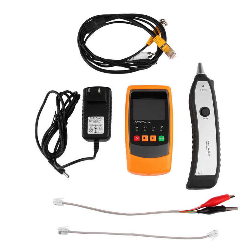 GM61 2.0 Inch LCD Monitor CCTV Tester Security with ADSL Detection Camera<br><br>Aliexpress