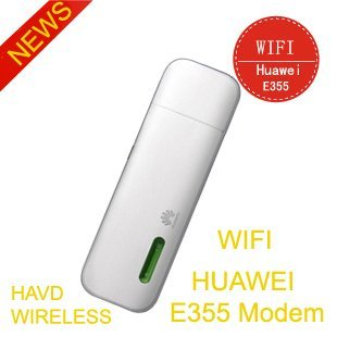 Huawei E355 21M 3G Modem DataCard and 3G Router WIFI Unlocked NEWS