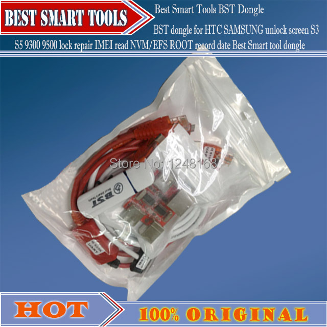 Best Smart Tools BST Dongle For HTC samsung Flash Repair IMEI NVM/EFS ROOT i9500 Note3 free ship with free fast hk shipping(China (Mainland))