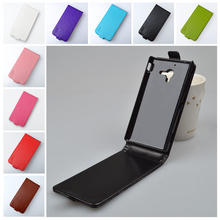 Buy Luxury leather case Sony Xperia ZL L35H C6502 C6503 C6506 / C 6502 6503 6506 flip cover case housing phone covers cases for $6.02 in AliExpress store