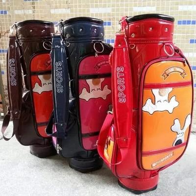 2015 M. Sports Caddy Bag Sweet Dog Cart Golf Bag Retail(China (Mainland))