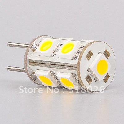 Free Shipment 5050SMD LED GY6.35 Lamp 9led DC12V Commercial Engineering Indoor Professional Sailing Dimmable 1pcs/lot(Hong Kong)