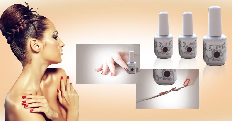 300 Colors 15ml Gelpolish Choose Any 1 Color Nail Gel Soak Off Led UV Nail Lamp Gel Nail UV Polish<br><br>Aliexpress