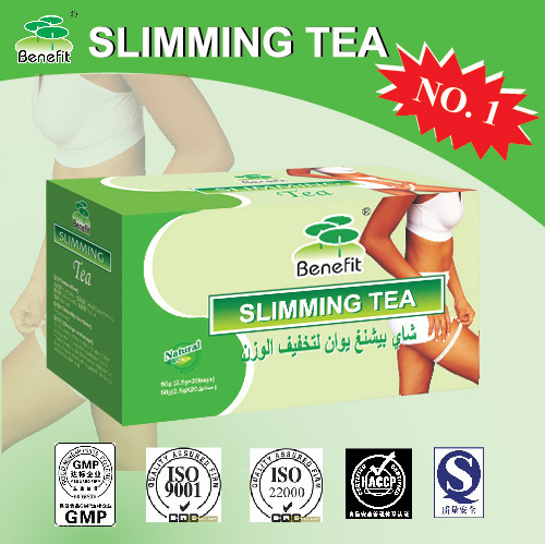 Hot sale 1 monthly natural herbal mixture quickly weight reducing slimming tea(China (Mainland))