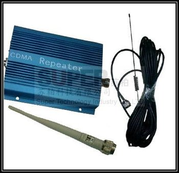 With Cable+Antenna,CDMA 850m booster,CDMA repeater,850mhz booster,mobile phone repeater,500 square meters suitable,CDMA booster