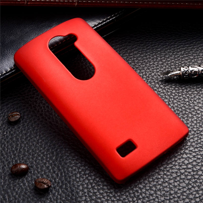 Vintage Phone Cases For LG Tribute 2 LEON 4G LTE C40 H340N H320 C50 H324 4.5 inch Hard Hybird Matte Rubber Oil-coated Skin Shell(China (Mainland))