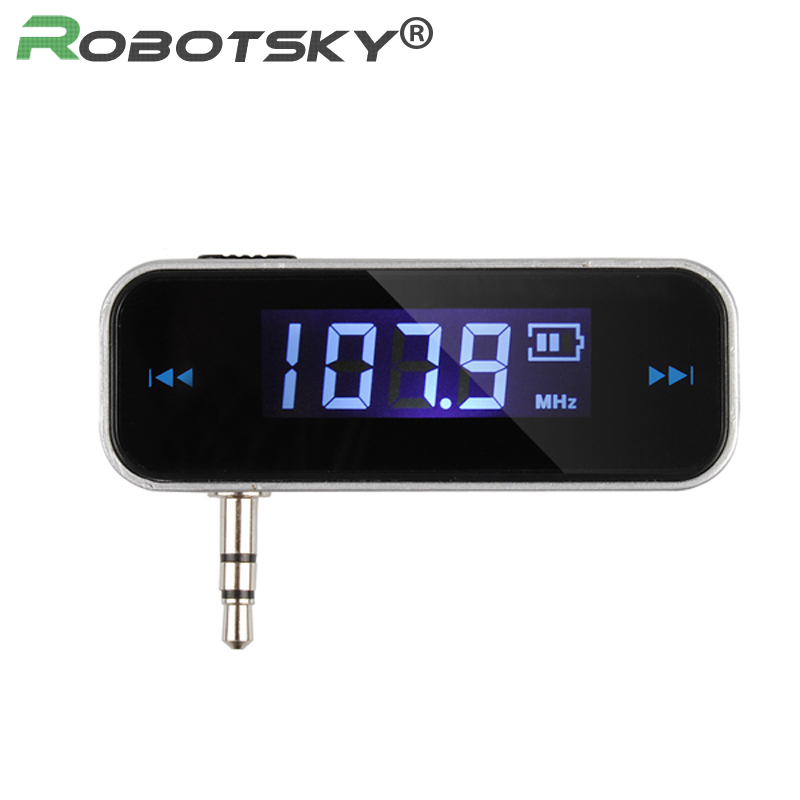 Hot Car FM Transmitter MP3 Players For Smart Phone Auto Player Audio Devices Fm Modulator LCD Display Car Accessories