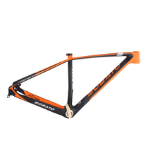 "Buy 2016 Axle thru 12*142mm 29er MTB Carbon Frame UD Matt MTB/Mountain Frame 18.5"" for $399.00 in AliExpress store"