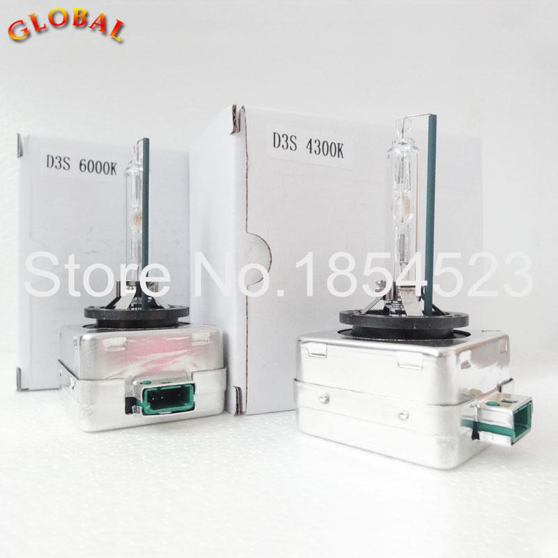 HID BULB D3S 4300K/6000K 12V 35W XENON LAMP 4PCS <br><br>Aliexpress