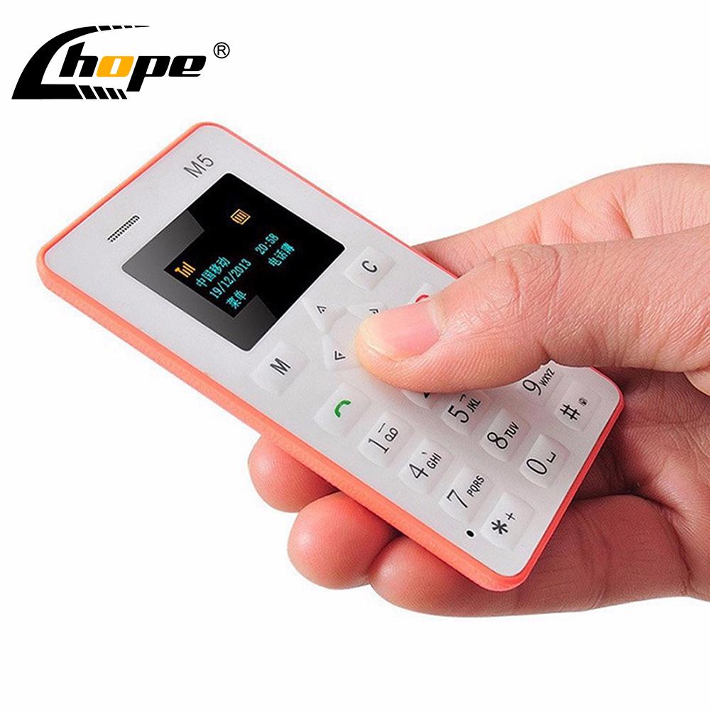 Russian Keyboard!!!AIEK M5 Card Cell Phone 4.5mm Ultra Thin Pocket Mini Phone Quad Band Low Radiation AEKU M5 Credit Card Phone(China (Mainland))
