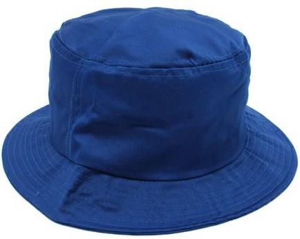 Cheap blank custom bucket hats bulk solid plain color cap children kids summer hat(China (Mainland))