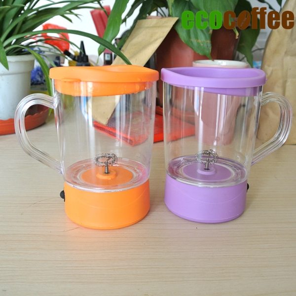 Automatic Electric Milk Foamer Cup/ Cappuccino Foamer/ Electric Mixing Cup(China (Mainland))