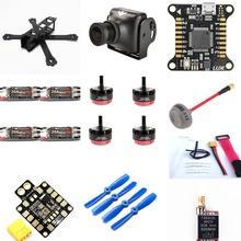 FPV Racing Mini Drone QAV R 220 FPV Drone Frame Kit + Runcam Swift Camera+ LittleBee 20A PRO ESC+ Lumenier Flight Controller