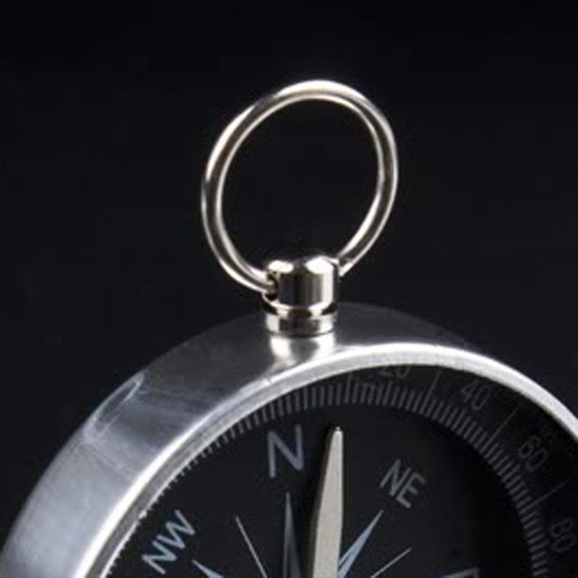 Aluminum Light Travel Compass