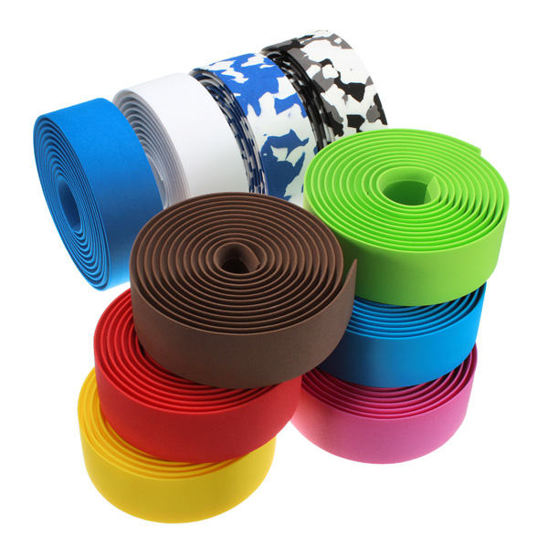 Hot Sale 2015 New Arrival High Quality Colorful Cycling Handle Belt Bike Bicycle Cork Handlebar Tape