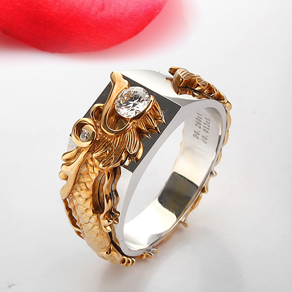 Egyptian Hair Ring