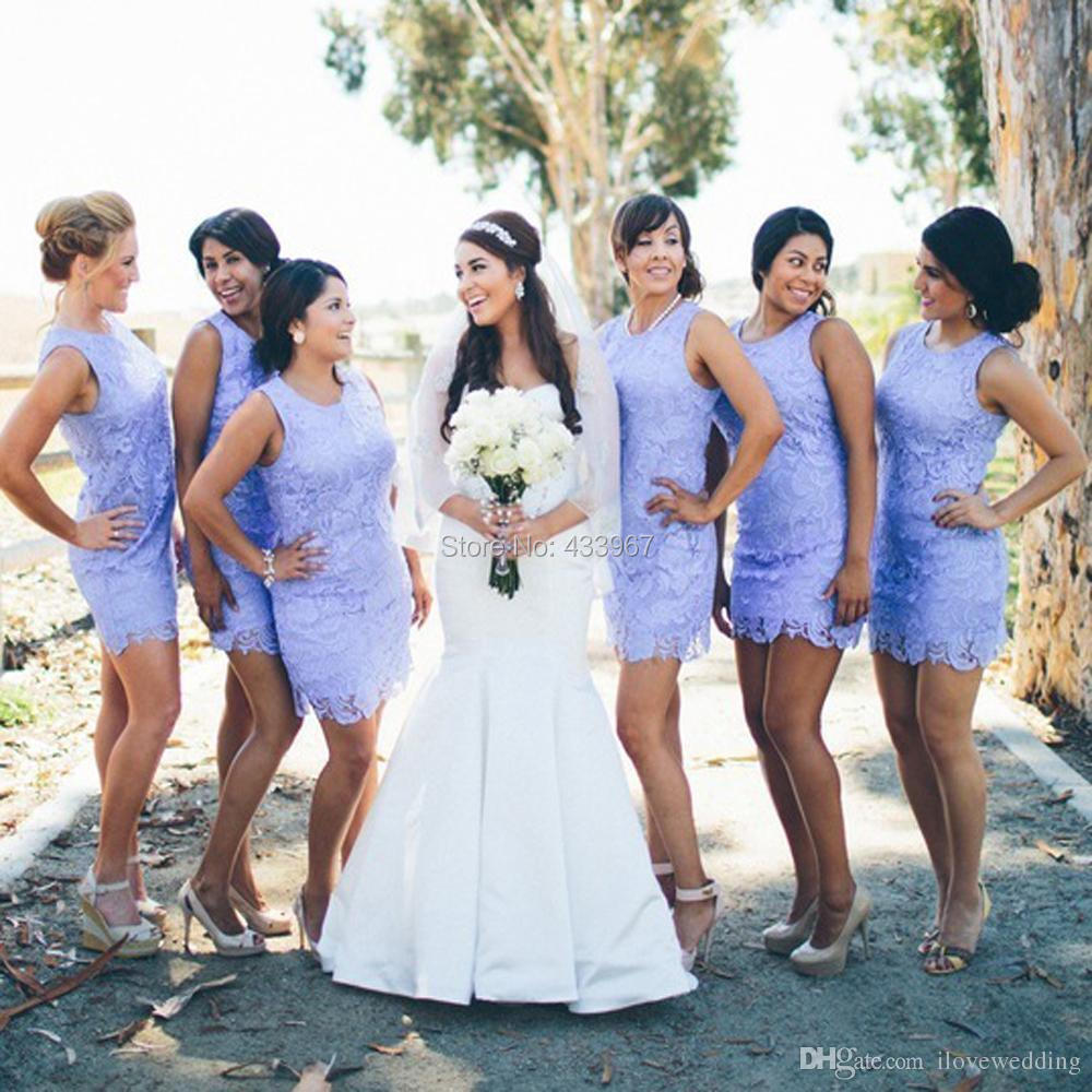 2015 lace short bridesmaid dresses under 100 cheap plus for Plus size short wedding dresses under 100