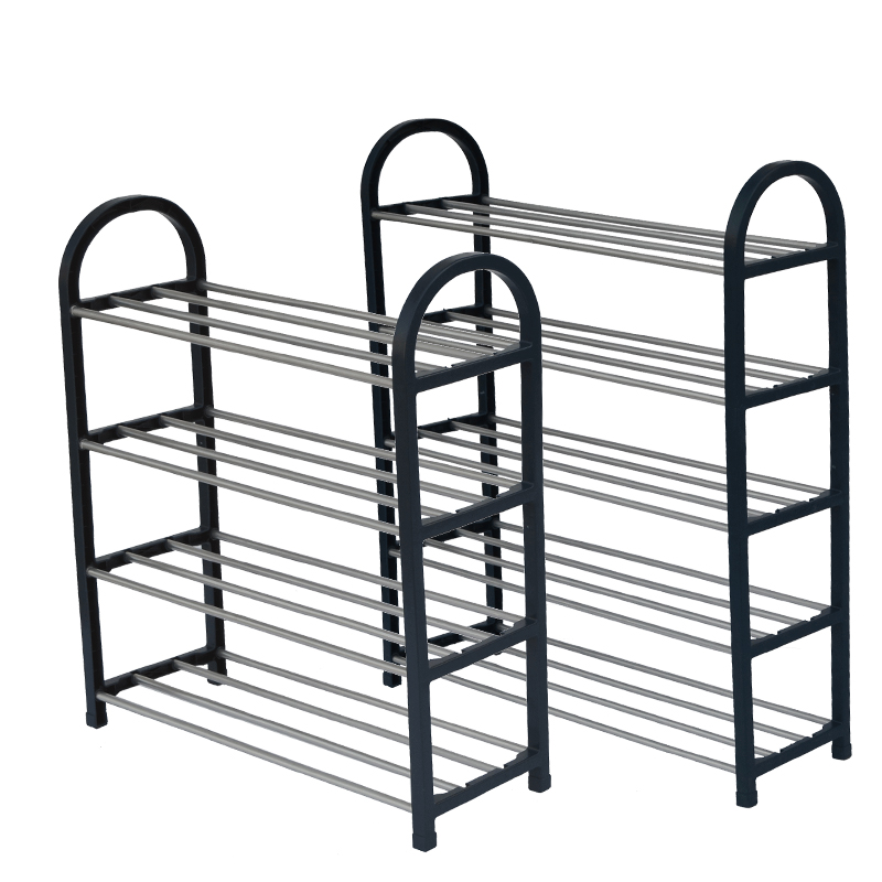 Cheap hostel Easy removable shoe rack four or five simple home storage<br><br>Aliexpress