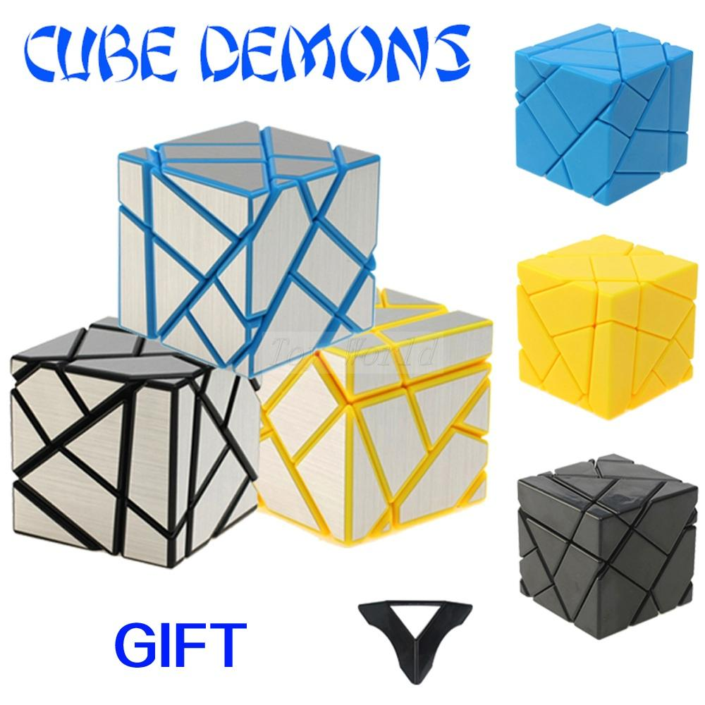 New Fangcun 3*3 Ghost cube 3x3x3 Magic Cube Speed Cubes Puzzle Toy cubo magico Cubiks Juguetes Educativo Toys For Kids(China (Mainland))