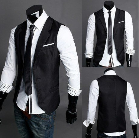 Black Fashion Designers For Men Good quality fashion mens suit