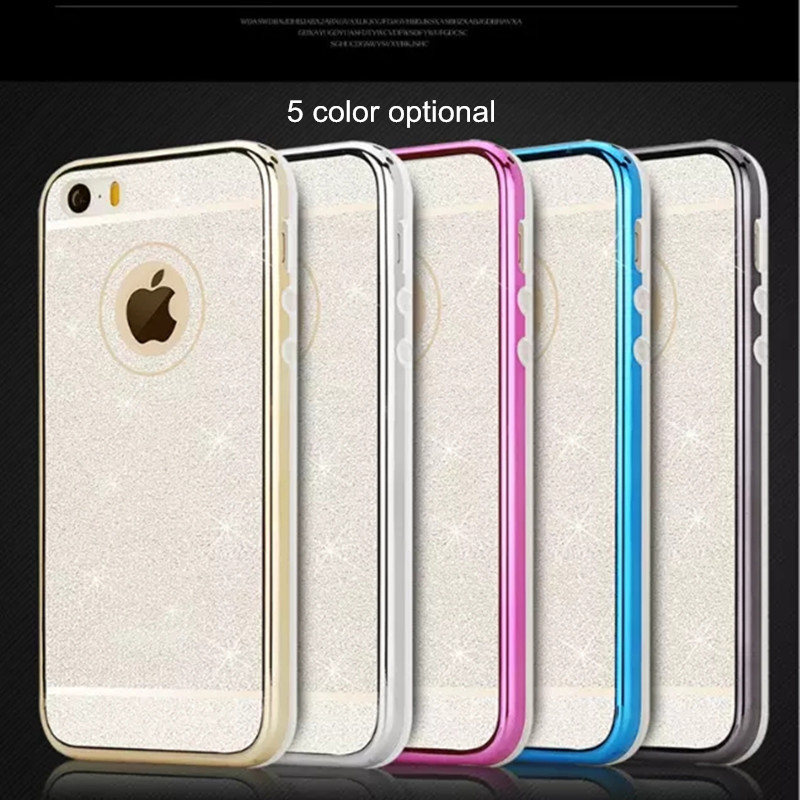 For iPhone 5 5S New Arrived ultra-thin Soft TPU+Hard Plastic Case Cover for Apple iPhone 5 5s Free Shipping Wholesale/Retail(China (Mainland))